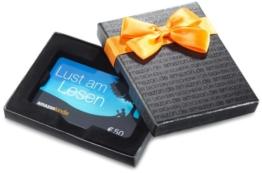 Amazon.de Geschenkkarte in Geschenkbox - 50 EUR (Kindle) - 1