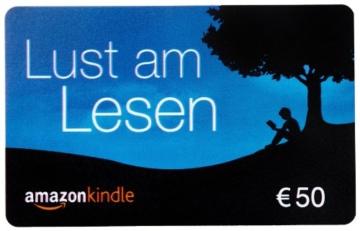 Amazon.de Geschenkkarte in Geschenkbox - 50 EUR (Kindle) - 4