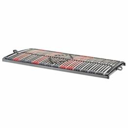 Betten-ABC Max-Premium NV 7-Zonen-Lattenrost mit 44 Leisten und Mittelzonenverstellung Größe 140 x 200 cm - 1