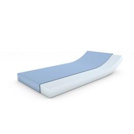 MSS®VitalFoam®Wellness Matratze Memory Marken Kaltschaum / 140 x 200 cm/ohne Zonen - 1