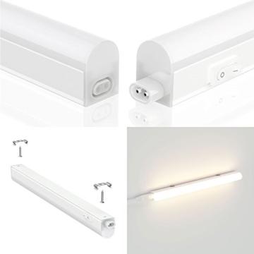 parlat LED Unterbau-Leuchte Rigel, 31,3cm, 380lm, warm-weiß - 3