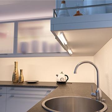 parlat LED Unterbau-Leuchte Rigel, 31,3cm, 380lm, warm-weiß - 4