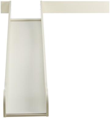 Steens For Kids Rutsche für Kinderbett, Hochbett, inkl. Absturzsicherung, 145 x 112 x 141 cm (B/H/T), MDF , weiß - 2
