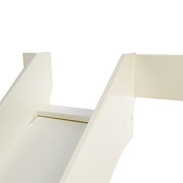 Steens For Kids Rutsche für Kinderbett, Hochbett, inkl. Absturzsicherung, 145 x 112 x 141 cm (B/H/T), MDF , weiß - 4