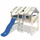 WICKEY Spielbett Hochbett CrAzY Lagoon Kinderbett 90x200 cm Etagenbett Abenteuer - 1