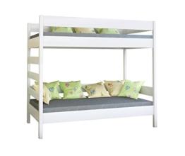WNM Group Kinderbett, Dino D2 Etagenbett mit Zwei Lattenroste - 1