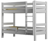 WNM Group Kinderbett, Sophie Etagenbett mit Zwei Lattenroste - 1