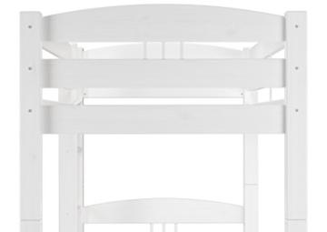 Erst-Holz® Etagenbett Kiefer waschweiß 90x200 mit Rollrost Bettkasten Kinderstockbett Hohes Bett 60.10-09WS7 - 6