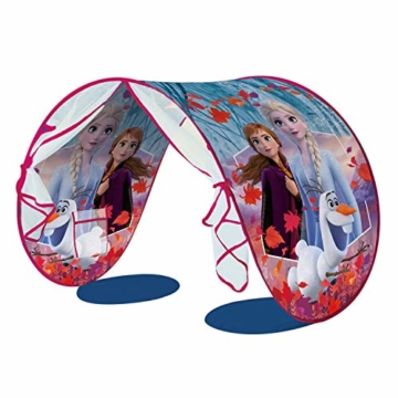 John 75209 Dream On Nachtlicht Disney Eiskönigin 2 Frozen Bettzelt Spielzelt Traumzelt, violett - 2