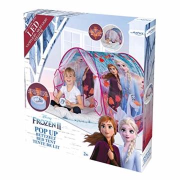 John 75209 Dream On Nachtlicht Disney Eiskönigin 2 Frozen Bettzelt Spielzelt Traumzelt, violett - 5