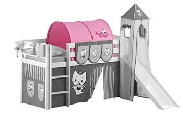 Lilokids Tunnel Angel Cat Sugar - für Hochbett, Spielbett und Etagenbett - 1