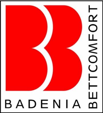 Badenia Bettcomfort Kopfkissen Trendline Comfort mit Baumwollbezug, 80 x 80 cm, weiß - 8