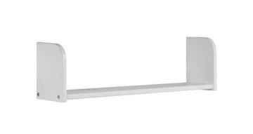 Hängeregal NELE Groß - für Hochbett, Spielbett und Etagenbett - weiß - LILOKIDS - 1
